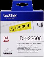etiketten Brother DK-22606