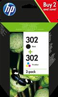 Multipack HP 302