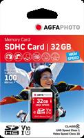 SDHC 32 GB UHS-I U1 V10 Agfa Photo 10427