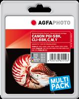 Multipack Agfa Photo APCCLI8SETD