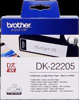 etiketten Brother DK-22205