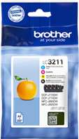 Multipack Brother LC3211VALDR