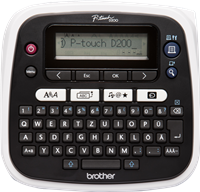 Labelprinter Brother P-touch D200BW