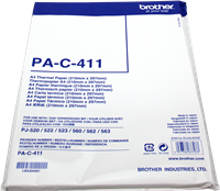 Thermal papier Brother PAC411
