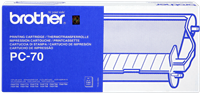 thermotransfer roll Brother PC-70