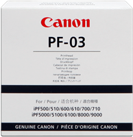 Drukkop Canon PF-03
