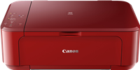 Multifunctioneel apparaat Canon PIXMA MG3650 rot
