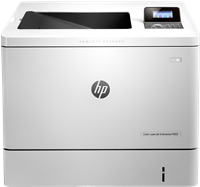 Kleuren laserprinter HP Color LaserJet Enterprise M553dn