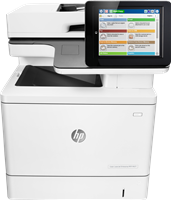 Multifunctionele printer HP Color LaserJet Enterprise M577dn MFP