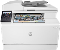Multifunctionele printer HP Color LaserJet Pro MFP M183fw