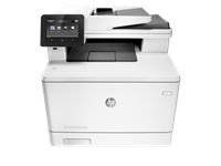 Multifunctioneel apparaat HP Color LaserJet Pro MFP M477fdw