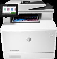 Multifunctionele Printers HP Color LaserJet Pro MFP M479fdw