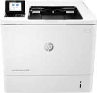 Laser Printer Zwart Wit HP LaserJet Enterprise M608dn