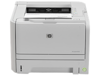 Laser Printer Zwart Wit HP LaserJet P2035