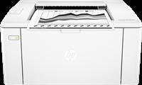Zwart-wit laserprinter HP LaserJet Pro M102w