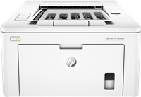 Laser Printer Zwart Wit HP LaserJet Pro M203dn