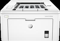 Zwart-wit laserprinter HP LaserJet Pro M203dn
