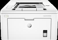 Zwart-wit laserprinter HP LaserJet Pro M203dw