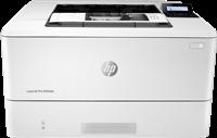 Laser Printer Zwart Wit HP LaserJet Pro M404dn