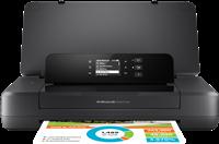 Inkjet Printer HP Officejet 200 Mobile
