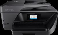 Multifunctionele Printers HP OfficeJet Pro 6970 All-in-One