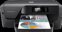 Inkjet Printer HP Officejet Pro 8210