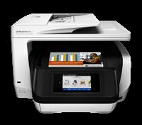 Multifunctionele Printers HP Officejet Pro 8730
