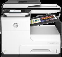 Multifunctionele Printers HP PageWide MFP 377dw