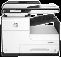 Multifunctionele Printers HP PageWide Pro 477dw