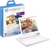 Fotopapier HP W2G60A