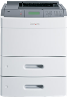 Laser Printer Zwart Wit Lexmark T652dtn