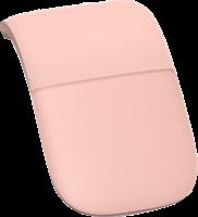Microsoft Arc Mouse - muis roze