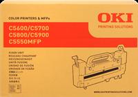 fixeer eenheid OKI 43363203