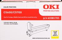 fotoconductor OKI 43381705