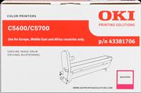 fotoconductor OKI 43381706