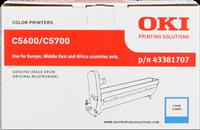 fotoconductor OKI 43381707