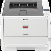 Zwart-wit laserprinter OKI B512dn