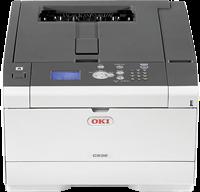 Kleuren laserprinter OKI C532dn