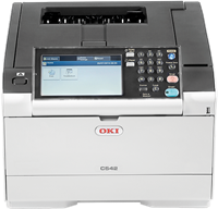 Kleurenlaserprinter OKI C542dn