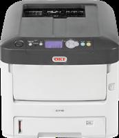 Kleuren laserprinter OKI C712n