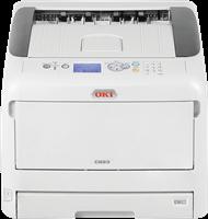 Kleuren laserprinter OKI C823n