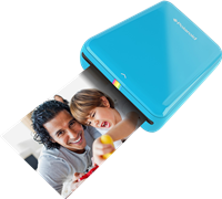 Foto printer Polaroid ZIP Mobile Printer blau