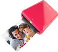 Foto printer Polaroid ZIP Mobile Printer rot