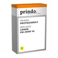 inktpatroon Prindo PRICPGI2500XLY