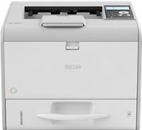 Laser Printer Zwart Wit Ricoh SP 400DN