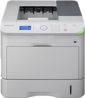 Zwart-wit laserprinter Samsung ML-5515ND + ML S6512 A