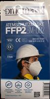 FFP2 Masken (CE1463), 3er Pack DMC Mask BM-002