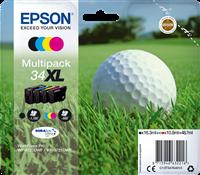 Multipack Epson 34XL