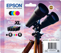 Multipack Epson 502XL