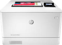 Kleuren laserprinter HP Color LaserJet Pro M454dn